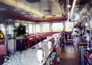 Springfield Royal Diner one of the last original  O'Mahoney's 50's diners