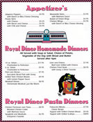 Appetizers - Springfield Royal Diner